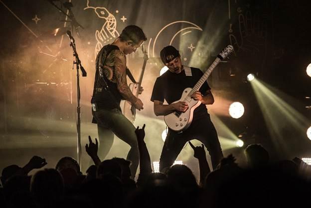 "MATT HEAFY (Trivium) - Insieme al content creator Jared Dines per l'EP ""DINES X HEAFY"", fuori ora in digitale"