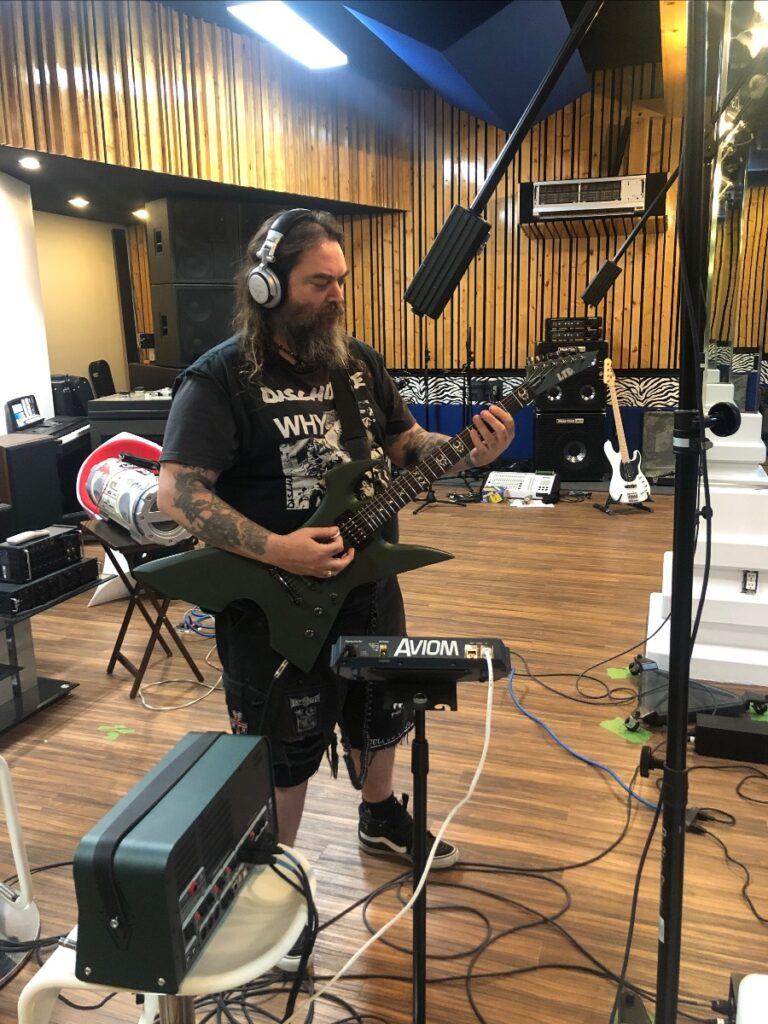 SOULFLY - Entrano in studio per registrare il nuovo album