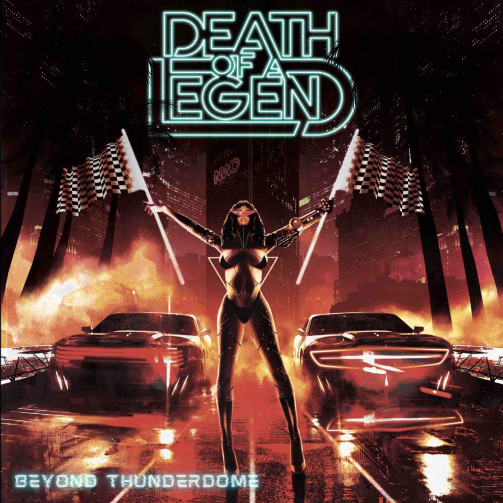 """DEATH OF A LEGEND - Fuori il secondo singolo """"BEYOND THUNDERDOME"""""""