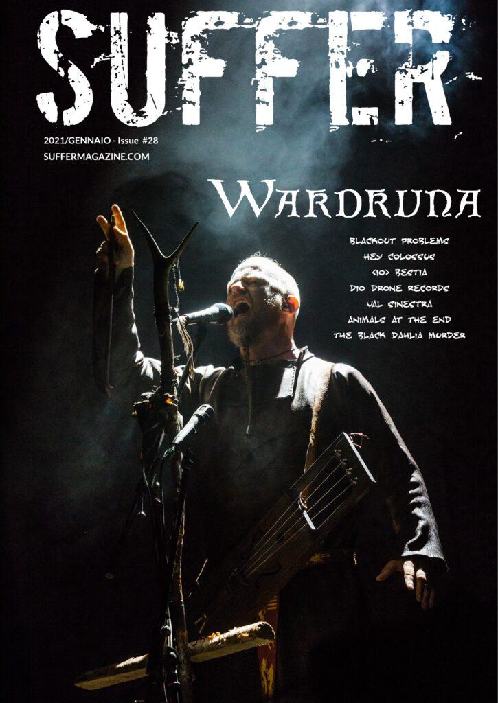 Suffer Music Mag #28
