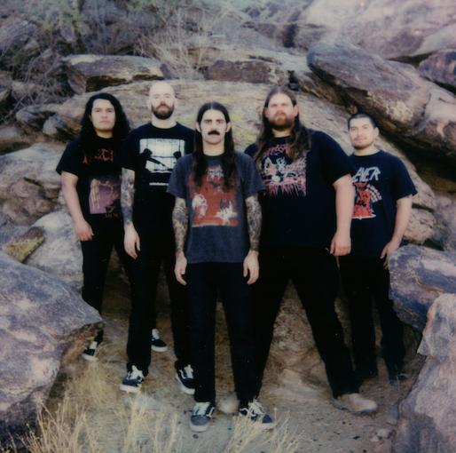 GATECREEPER - Firmano per Nuclear Blast Records