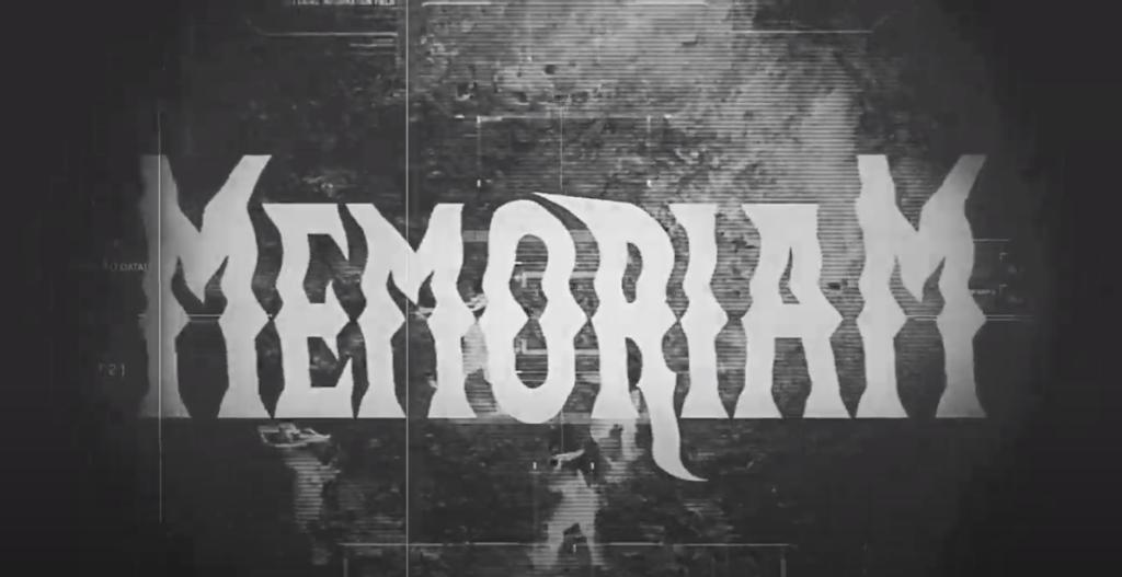 MEMORIAM - Pubblicano il primo singolo in digitale e lyric video