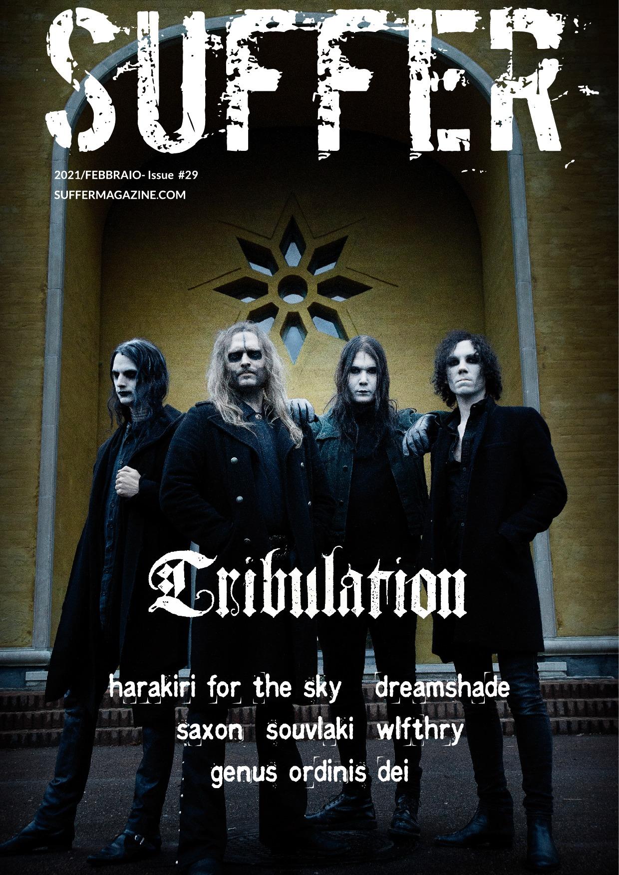 Suffer Music Mag #29