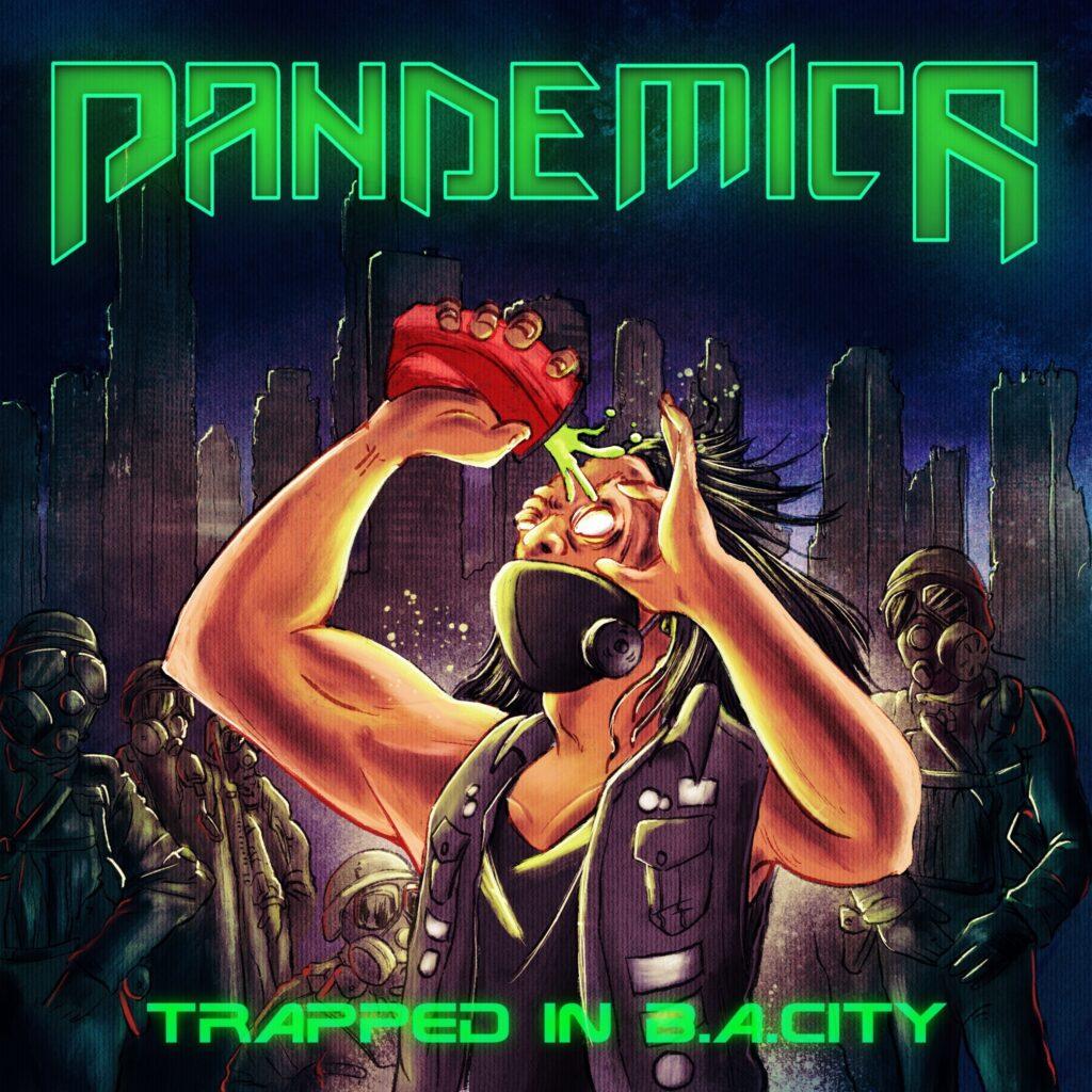 """PANDEMICA - Pubblicano il video di """"Trapped in B.A. City"""""""