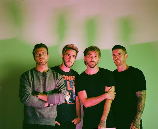 "ALL TIME LOW - Tornano con il nuovo singolo ""Once in a Lifetime"""