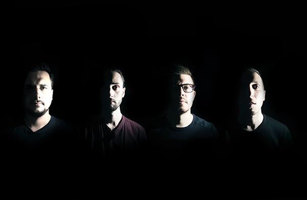 WHEN WAVES COLLIDE - L'album di debutto dei  fuori ora per Antigony Records