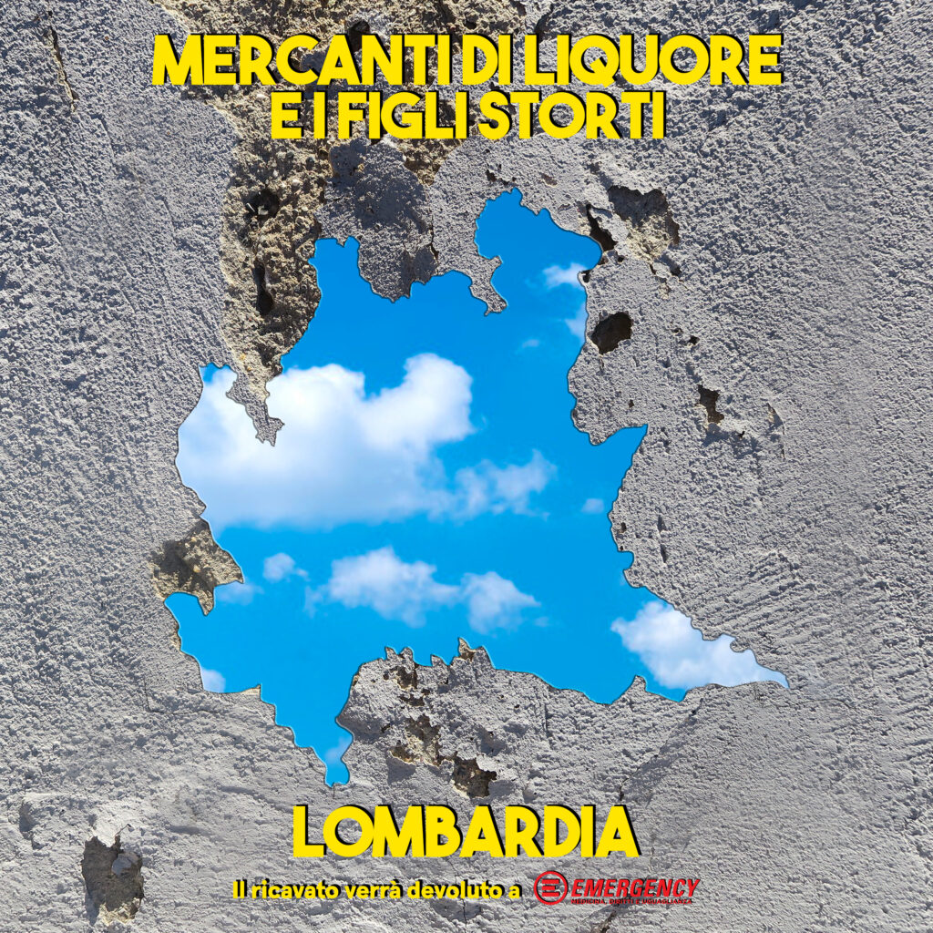 """MERCANTI DI LIQUORE - Tutti i dettagli del progetto """"FIGLI STORTI"""": 28 artisti a sostegno di EMERGENCY"""