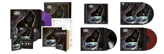 """DARKTHRONE - In arrivo il nuovo album """"Eternal Hails"""""""