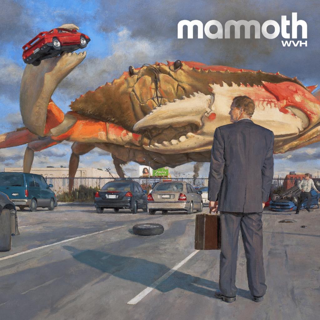 """MAMMOTH WVH - Pubblica il lyric video del sesto singolo """"MAMMOTH"""" dall'imminente album di debutto omonimo"""