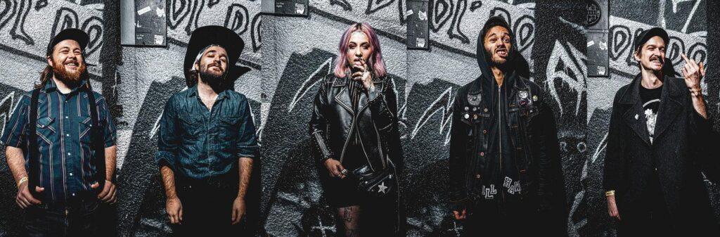"""BRIDGE CITY SINNERS - Annunciano il nuovo album col singolo """"Pick Your Poison"""""""