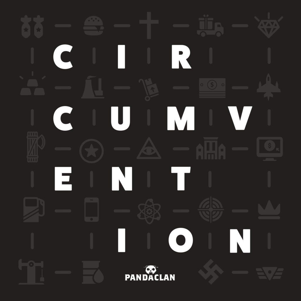 """PANDA CLAN - """"Circumvention"""", l'EP d'esordio del misterioso progetto milanese tra rock, metal, dub ed elettronica"""