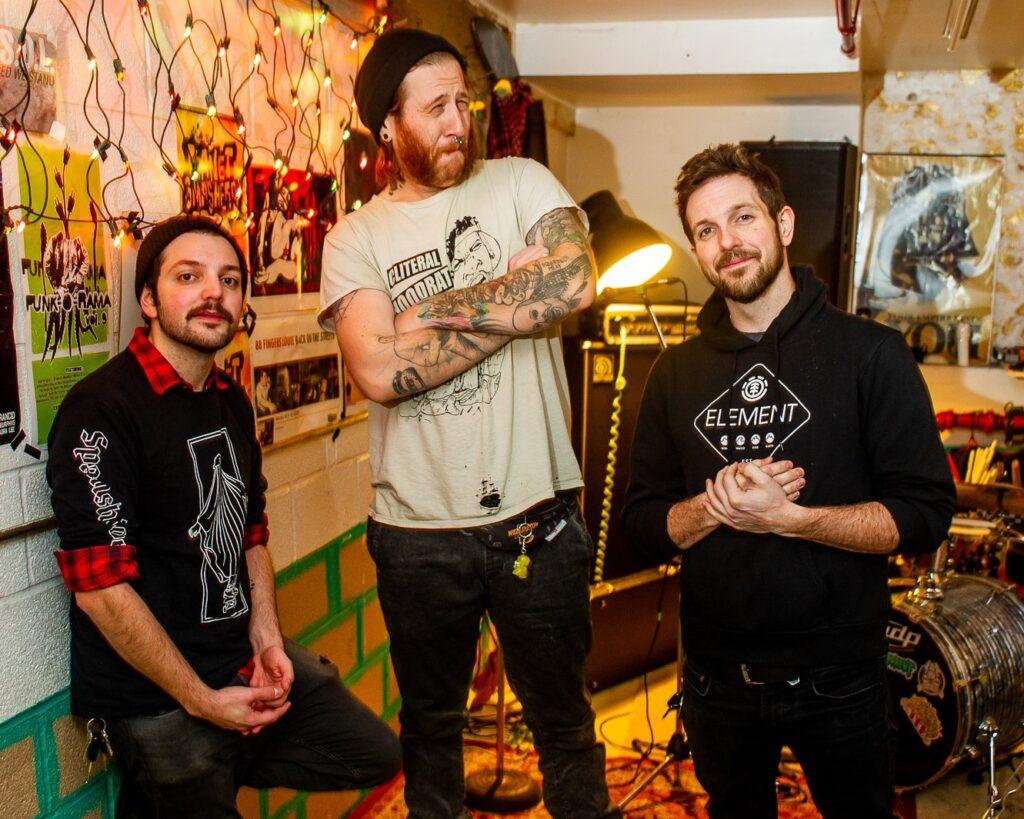 """BLOCK PARENT - Il trio Punk Rock canadese pubblica il nuovo album """"Sick Year, Bro!"""""""