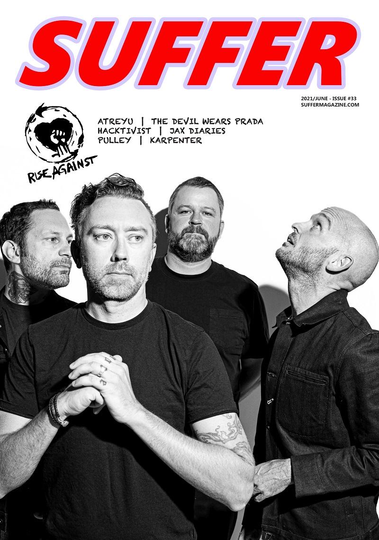 Suffer Music Mag #33