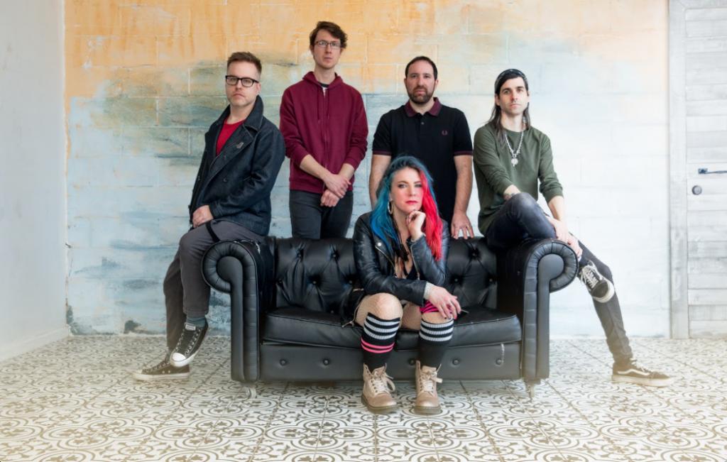 """TYPHOID ROSIE - """"Defend Your Temple"""" è il nuovo singolo che anticipa l'album della band di New York"""