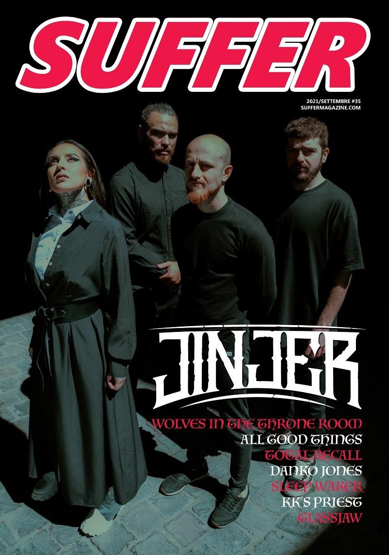 Suffer Music Mag #35