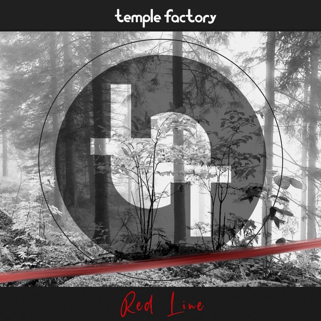 """TEMPLE FACTORY - Video premiere del singolo di debutto """"Red Line"""""""